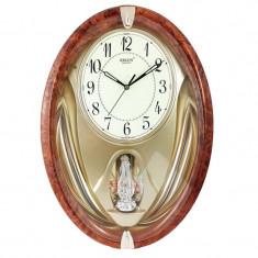Ceas de perete RIKON 13551 cu melodii