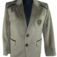 Sacou casual-elegant pentru baieti-LA KIDS SLA10-B, Bej