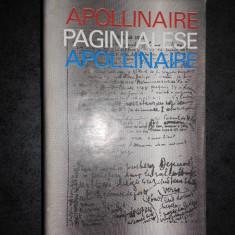 GUILLAUME APOLLINAIRE - SCRIERI ALESE (1971, editie cartonata)