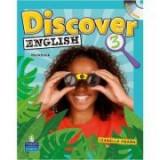 Discover English Level 3 Activity Book with Multi-ROM - Izabella Hearn