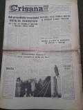 Ziar Crisana Oradea Bihor 26 octombrie 1975
