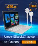 Jumper EZbook S4 Laptop 8GB RAM 256GB ROM