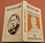 Florile Raului. Editura Eminescu, 1991 - Charles Baudelaire