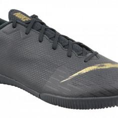 Încălțăminte de sală Nike Vapor 12 Academy IC AH7383-077 pentru Barbati, 39, 40, 40.5, 41, 42, 44, 44.5, 45, 45.5, 46, Negru