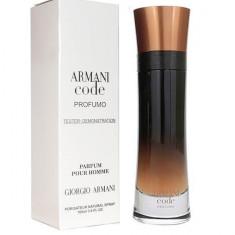 Giorgio Armani ARMANI CODE PROFUMO 110ml | Parfum Tester, 100 ml, Oriental