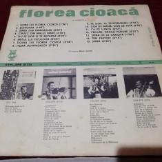 DISC VINIL  FLOREA CIOACA
