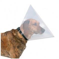 Colier de protecţie pentru câini - M