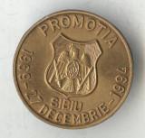 Insigna jandarmeria romana promotie Jandarmi Sibiu