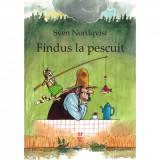 Carte Editura Pandora M, Findus la pescuit, Sven Nordqvist