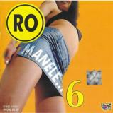 CD RO Manele... 6, original: Gashka, Fata Morgana, Fox