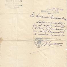 Regimentul 1 Rosiori 1902 act militar