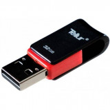 Memorie USB Tellur 32GB USB 2.0 OTG Black