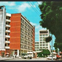 RAMNICU VALCEA – HOTEL ALUTUS - CP NECIRCULATA #colectosfera