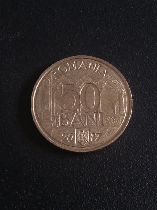 50 bani - 10 ani de la aderarea României la Uniunea Europeană