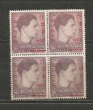 (No2) timbre -L.P.220-bloc de 4