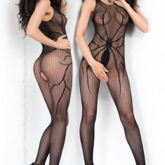Catsuit SM Spider Bodystocking