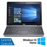 Laptop Dell Latitude E6230, Intel i5-3340M 2.70GHz, 4GB DDR3, 320GB SATA + Windows 10 Home