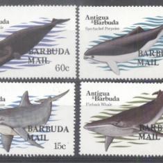 Antigua & Barbuda 1983 Whales, overprint, MNH G.362