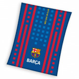 Patura polar FC Barcelona, 110x140cm