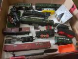 Machete feroviare HO, 1:87, H0 - 1:87, Accesorii si decor
