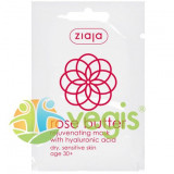 Masca Pentru Ten cu Unt de Trandafiri 30+ 7ml