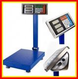 Cumpara ieftin CANTAR ELECTRONIC PLATFORMA 350 KG, BRAT RABATABIL, TABLA STRIATA