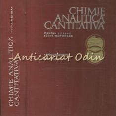 Chimie Analitica Cantitativa. Volumetria - Ana Gheorghiu