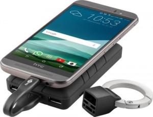 Cablu micro USB tip breloc