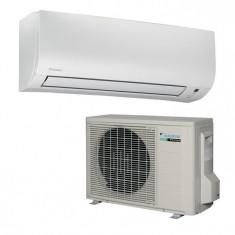 Aparat de aer conditionat Daikin Comfora FTXP25L/RXP25L, Inverter, 9000 BTU, R32, purificare, autodiagnoza, dezumidificare, clasa A++, alb