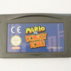 Joc Nintendo Gameboy Advance GBA - Mario vs. Donkey Kong