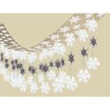 Decoratiune Folie de tavan Fulgi de Zapada 365 x 30.5 cm