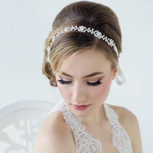 Tiara Borealy Bentita Crystal Luxe