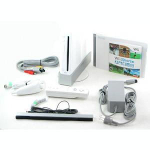 Wii modat +128Gb Gaming+volan cu jocuri Mario kart, supermario 60jocuri