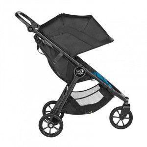 Carucior Baby Jogger City Mini GT2 Mystic, capotina 3 segmente, maner confortabil, turcoaz