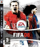FIFA 08 - PS3 [Second hand] fm, Sporturi, 16+, Multiplayer