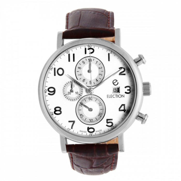 CEAS ELECTION CLASSIC TRADITIONAL CHRONO , BROWN