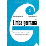 Cumpara ieftin Limba germana clasa avi-a/an ii de studiu/ aurelia calugarita, Clasa 6