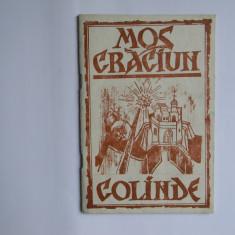 Mos Craciun - Carte de colinde cu ilustratii de Otilia Bors
