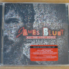 James Blunt - All The Lost Souls CD+DVD Deluxe Edition