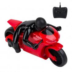 Motor de jucarie cu pilot Smart Kid, telecomanda, 3 ani+