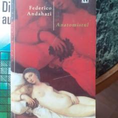 Anatomistul – Federico Andahazi