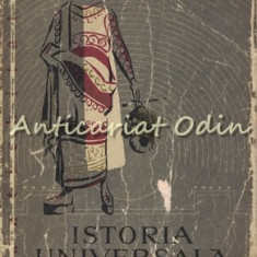 Istoria Universala A Teatrului I - Antichitatea - Ion Zamfirescu