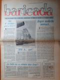 ziarul baricada 24 ianuarie 1990 - anul 1,nr.2-revolutia romana,silviu brucan
