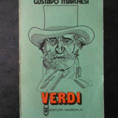 GUSTAVO MARCHESI - VERDI