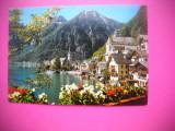 HOPCT 78206  HALLSTATT    AUSTRIA  -STAMPILOGRAFIE-CIRCULATA