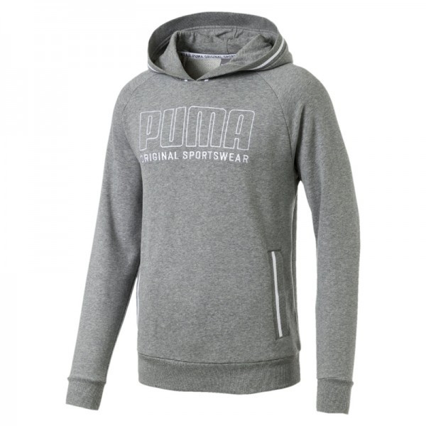 BLUZA PUMA ATHLETICS HOODY TR