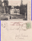 Casa Regala -Sinaia-Castelul Pelisor - clasica, rara
