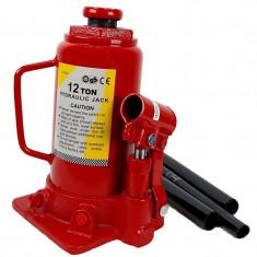 Cric hidraulic tip butelie 12 tone profil jos