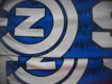 HOPCT  FULAR SPORTIV FOTBAL ELVETIA GCZ 1886 CLUB ZURICH