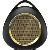 Cumpara ieftin Boxa Portabila Wireless Bluetooth Superstar Hotshot, NFC Tap 2 Pair, Cablu Auxiliar 3.5 mm, Carabina, Negru Auriu, Monster